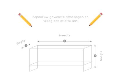 glazen-side-table-dijon