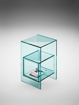fiam glazen design hoektafel magique (1) extra helder