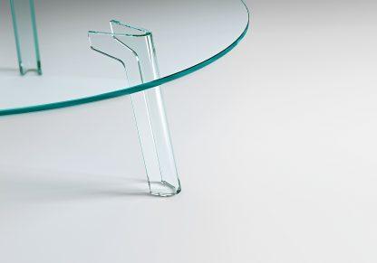 fiam glazen salontafel flute detail kirstal