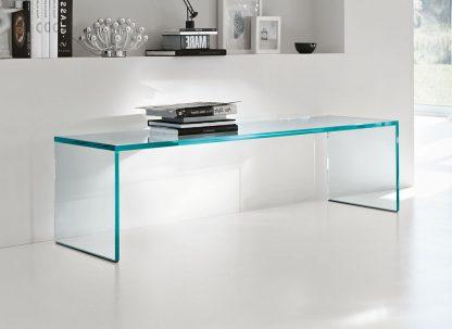 glazen salontafel extra helder