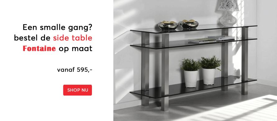 Glazen Meubelen Op Maat.Online Specialist In Maatwerk Glazen Tafels Glazentafel Com